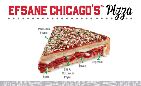 Efsane Chicago's Pizza